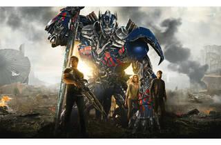 Transformers: Era da Extinção (2014)