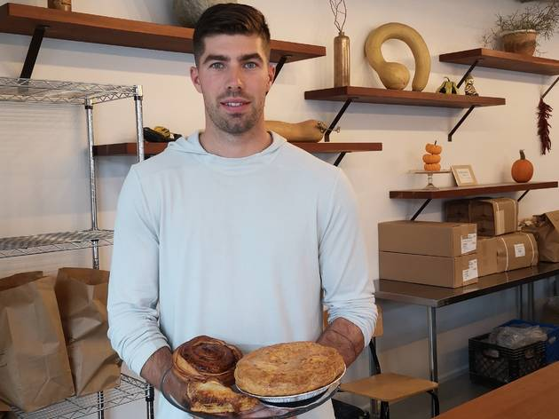 Louis Domingue x Automne Boulangerie