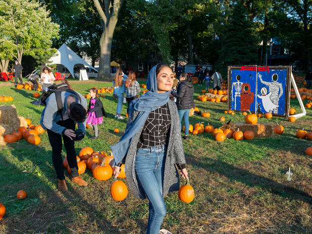 Pumpkin Point Governors Island