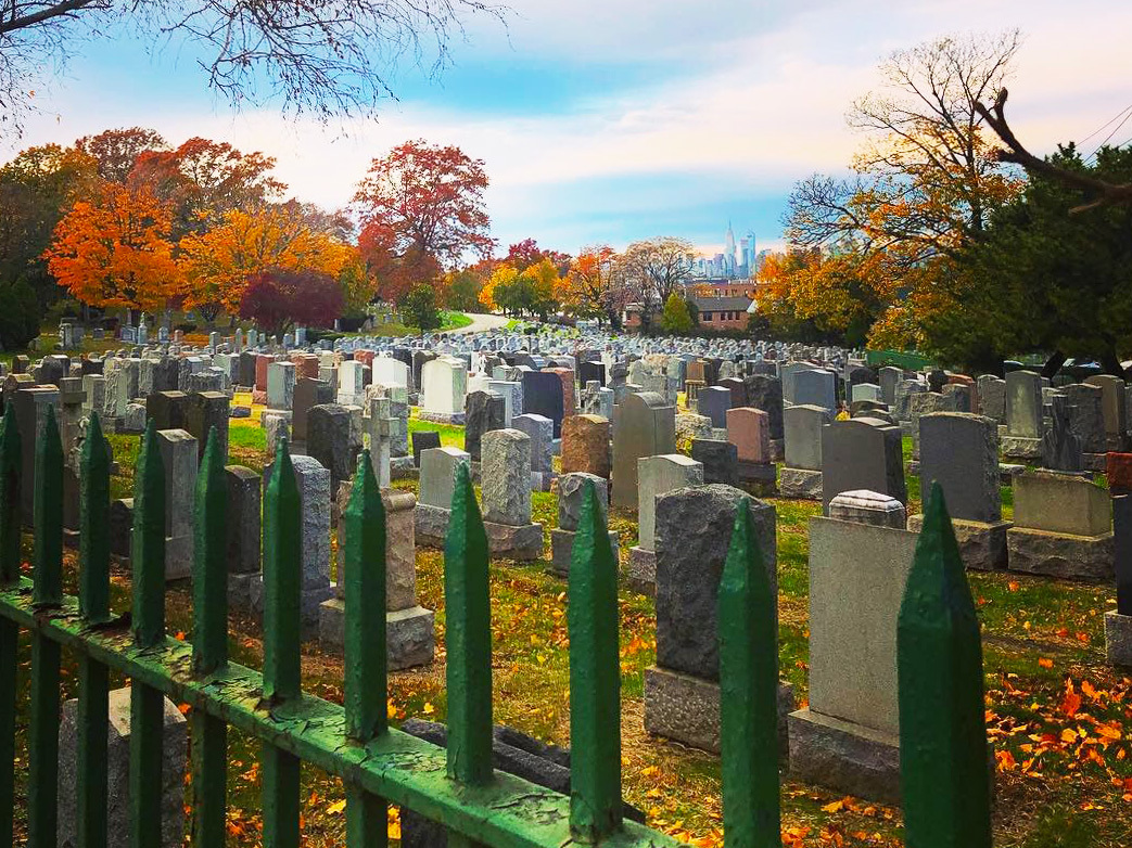 Five things you probably didn't know about Manhattan's secret graveyards