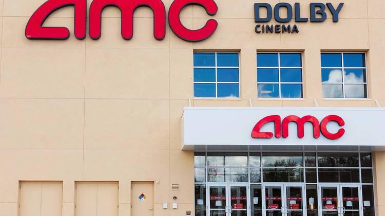 AMC, movie theater