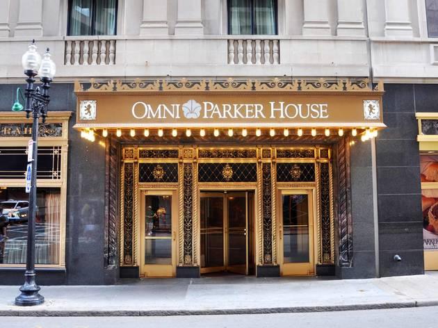 Omni Parker House, Boston, hotel