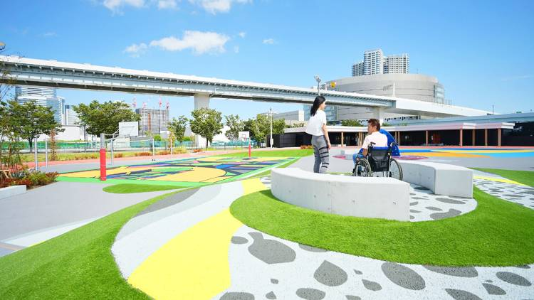 Tokyo Sports Playground トーキョー スポーツ プレイグラウンド