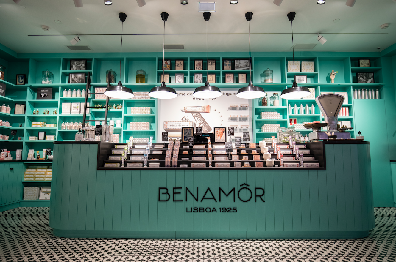 Benamôr abriu mais duas cozinhas de beleza em Lisboa