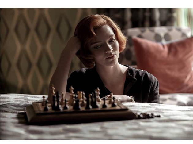 'Gambito de Dama' é uma das melhores séries do ano