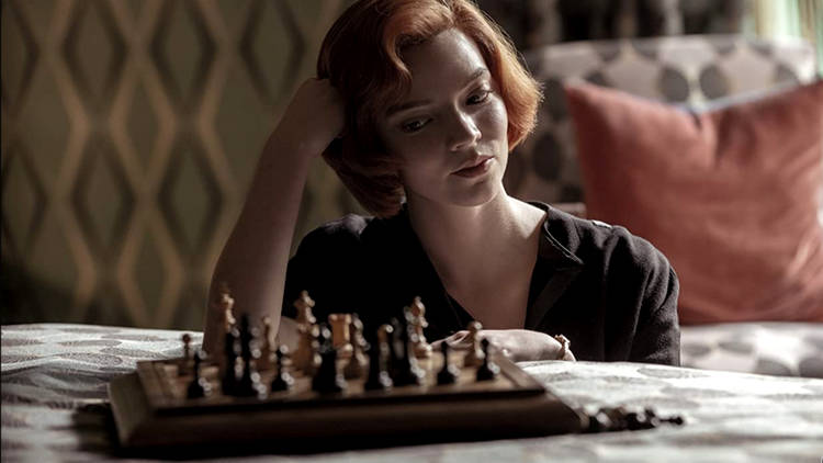 Televisão, Séries, Gambito de Dama (2020), Anya Taylor-Joy