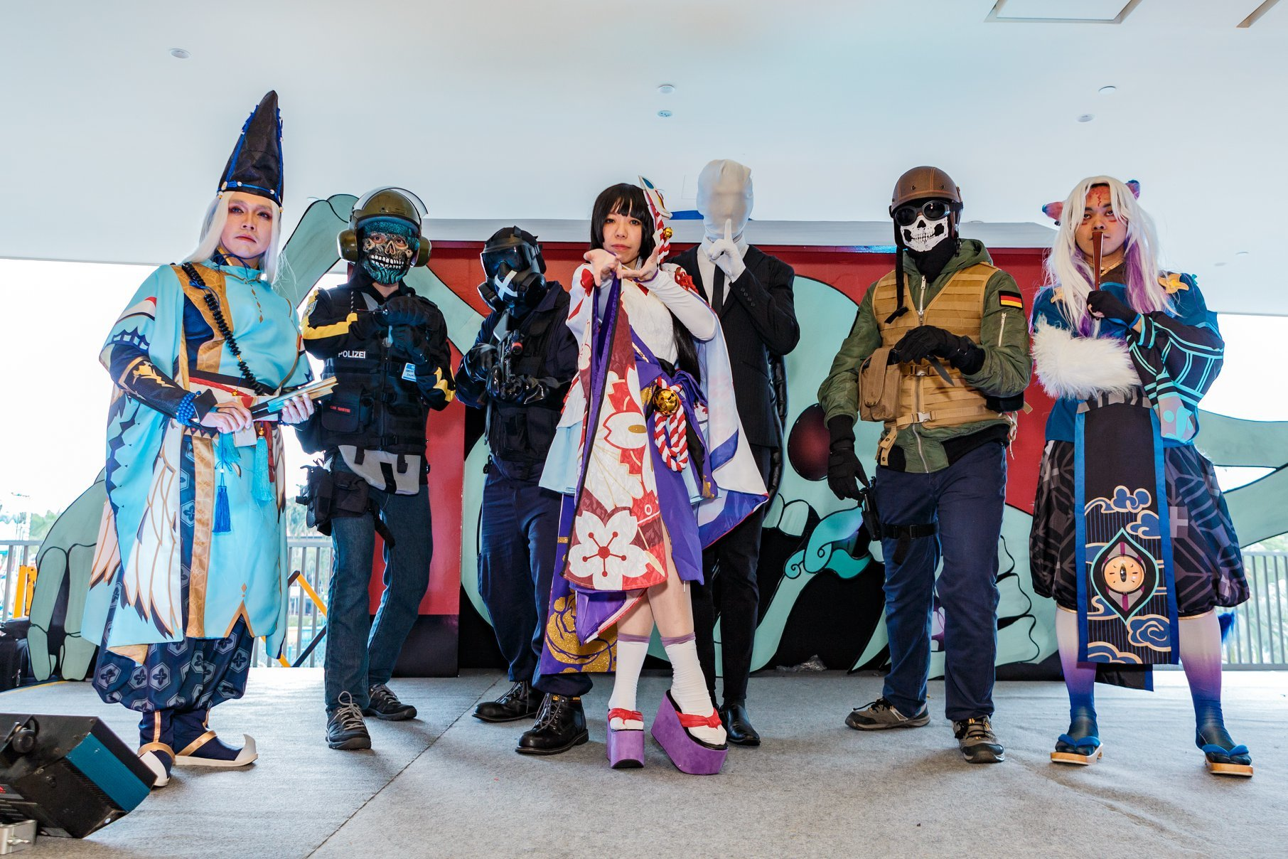 Halloween Town Yokai Festival 2019