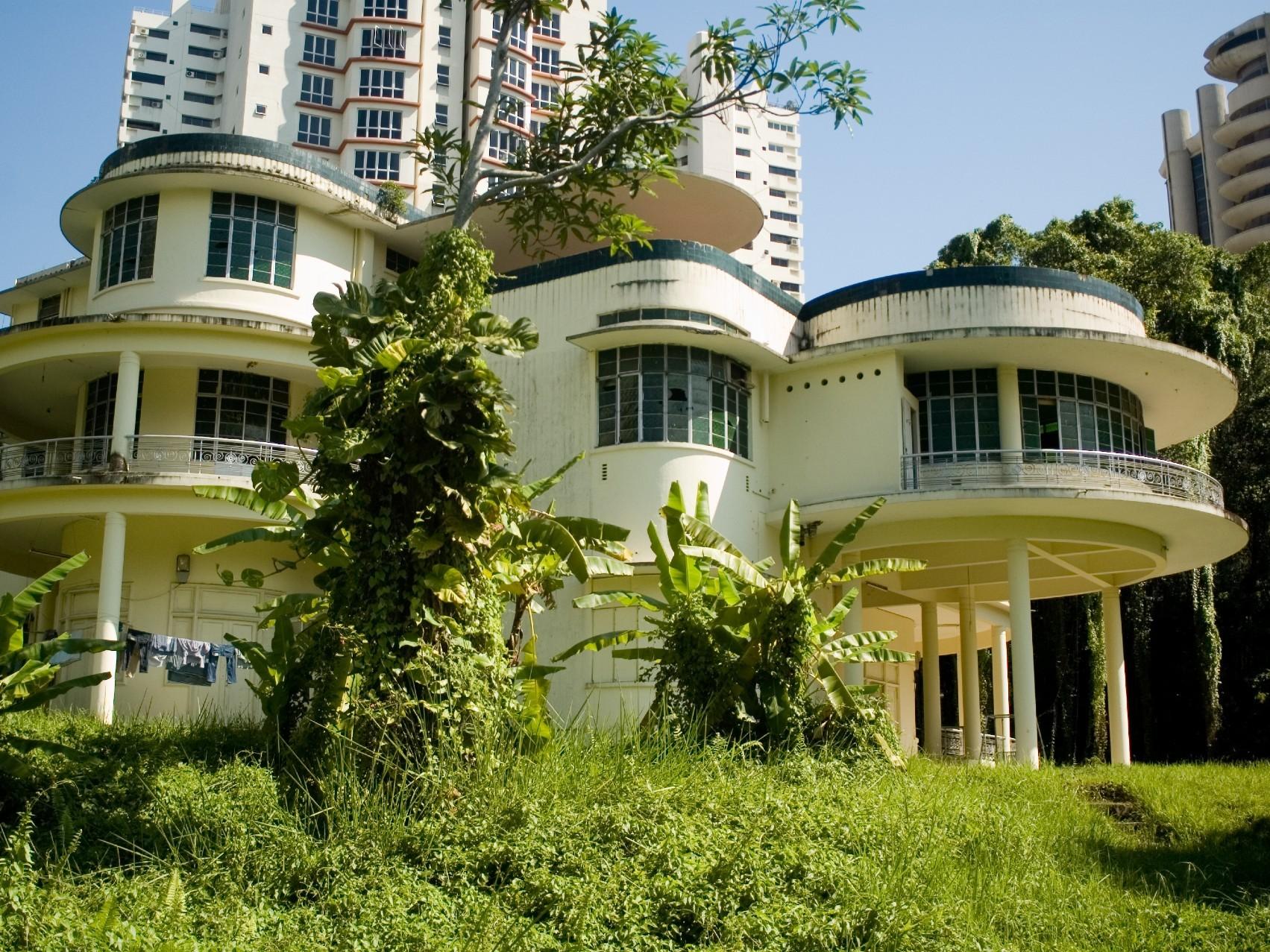 Chee Guan Chiang House
