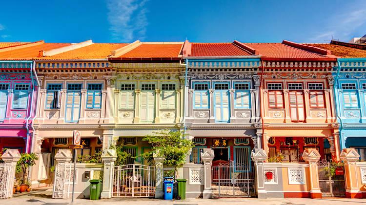Koon Seng Road Shophouses