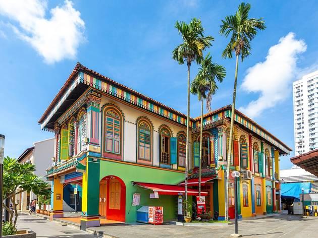 Tan Teng Niah House in Little India singapore