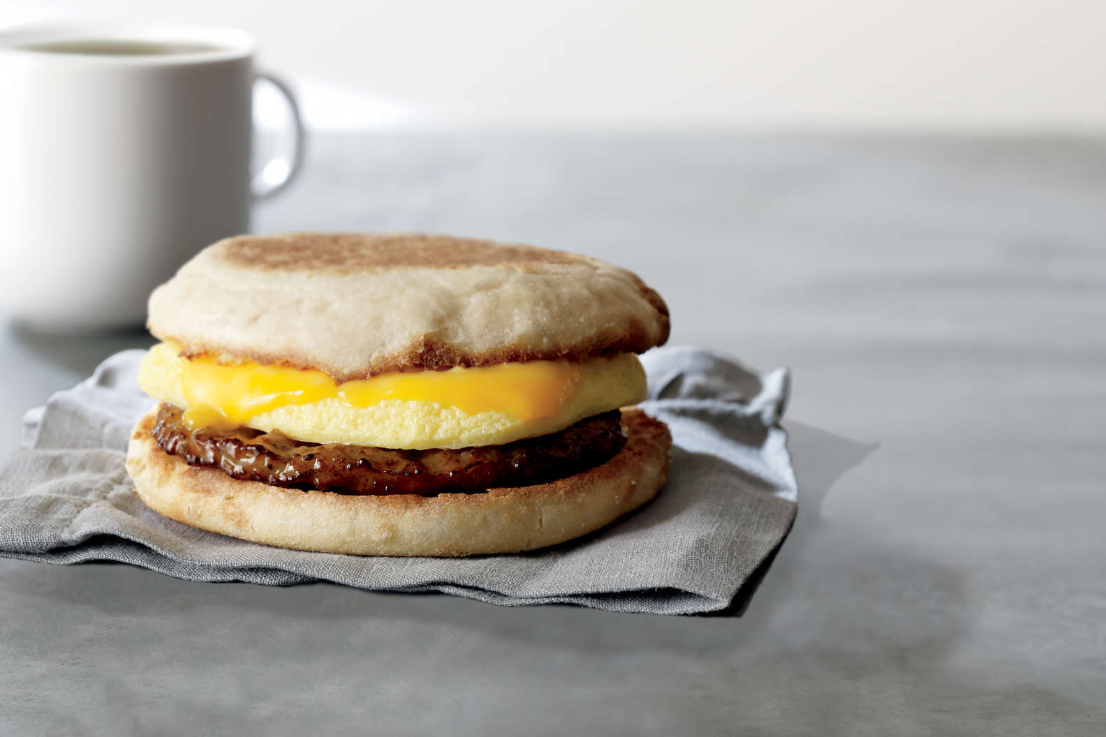 A single Starbucks location (for now) is serving this new vegan breakfast sandwich
