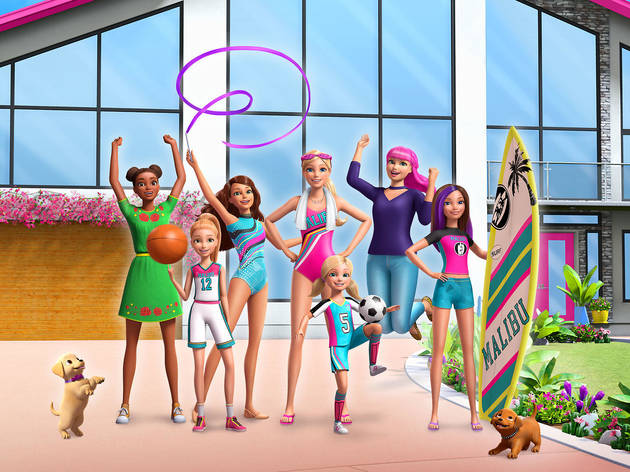 Barbie Dreamhouse Adventures: Vamos, equipo Roberts