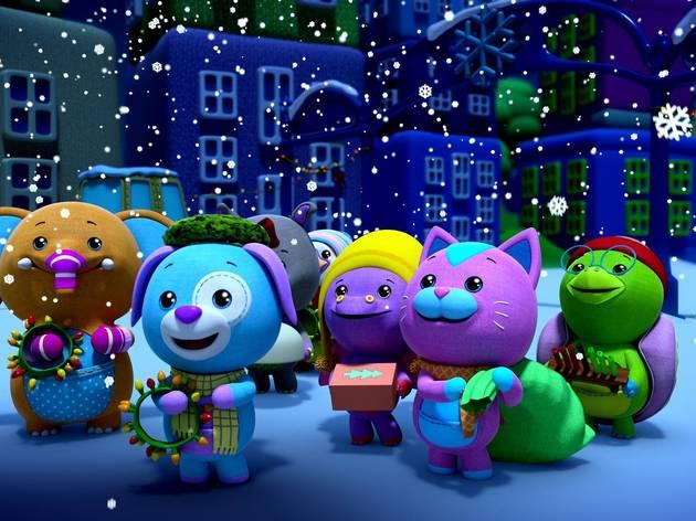 Mundo Wonderoos: ¡Felices fiestas!