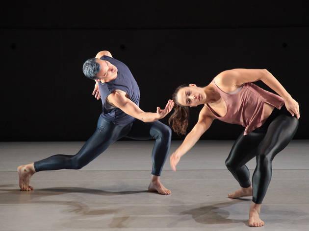Liz Gerring Dance Company: (T)here to (T)here