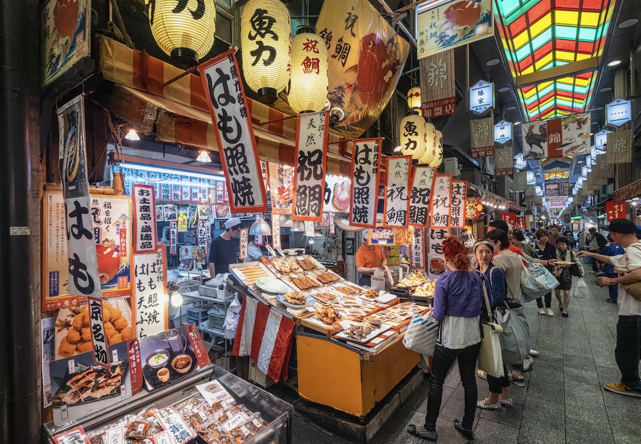 Best foodie destinations in Japan