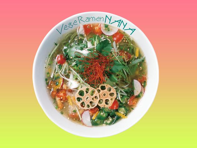 Japanese noodle chain Kagetsu now serves vegan ramen