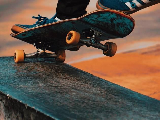 Skateboard generic