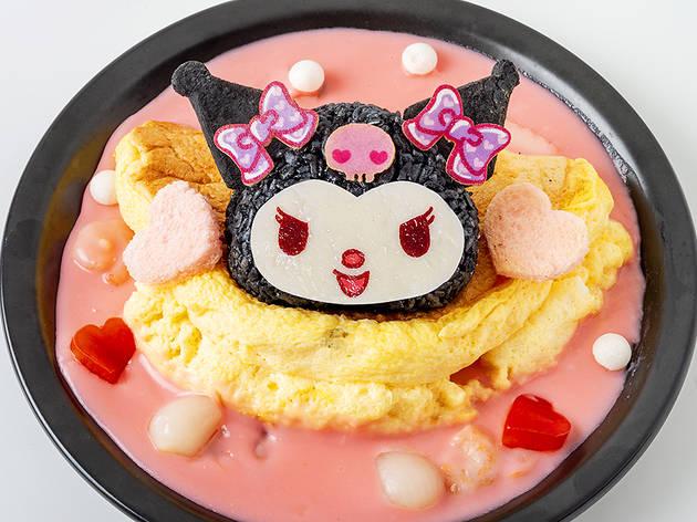 Kuromi My Melody Cafe