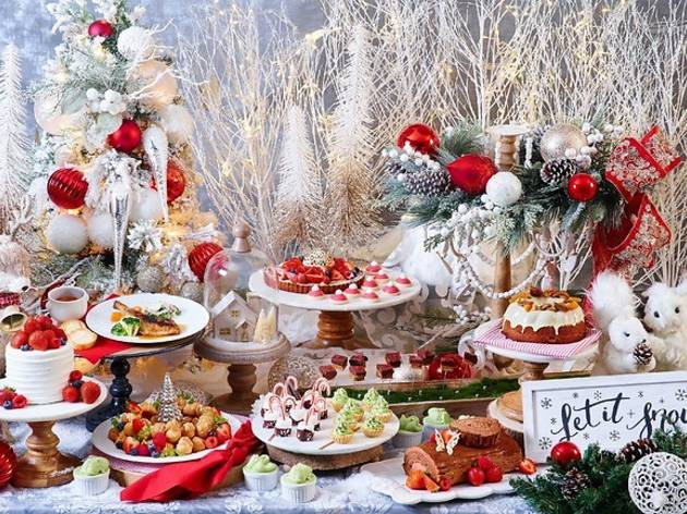 Sleeping Forest Sweets Garden – Once Upon A Christmas
