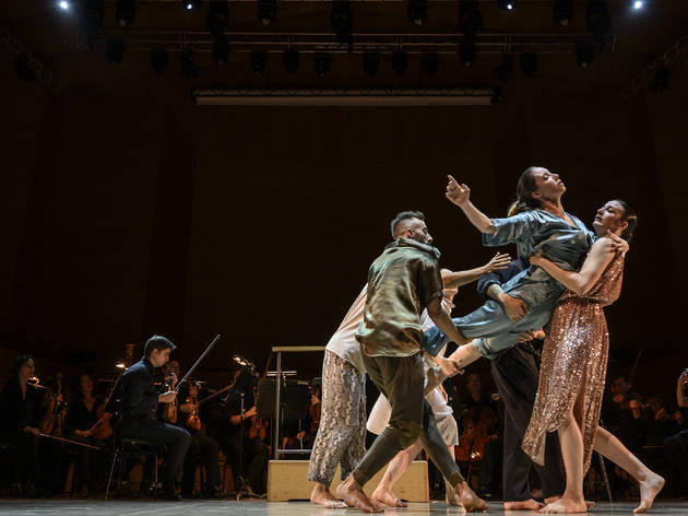L'espectacle 'L'OBC balla Ravel'