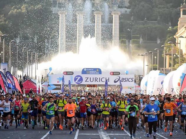 La Marató de Barcelona serà virtual
