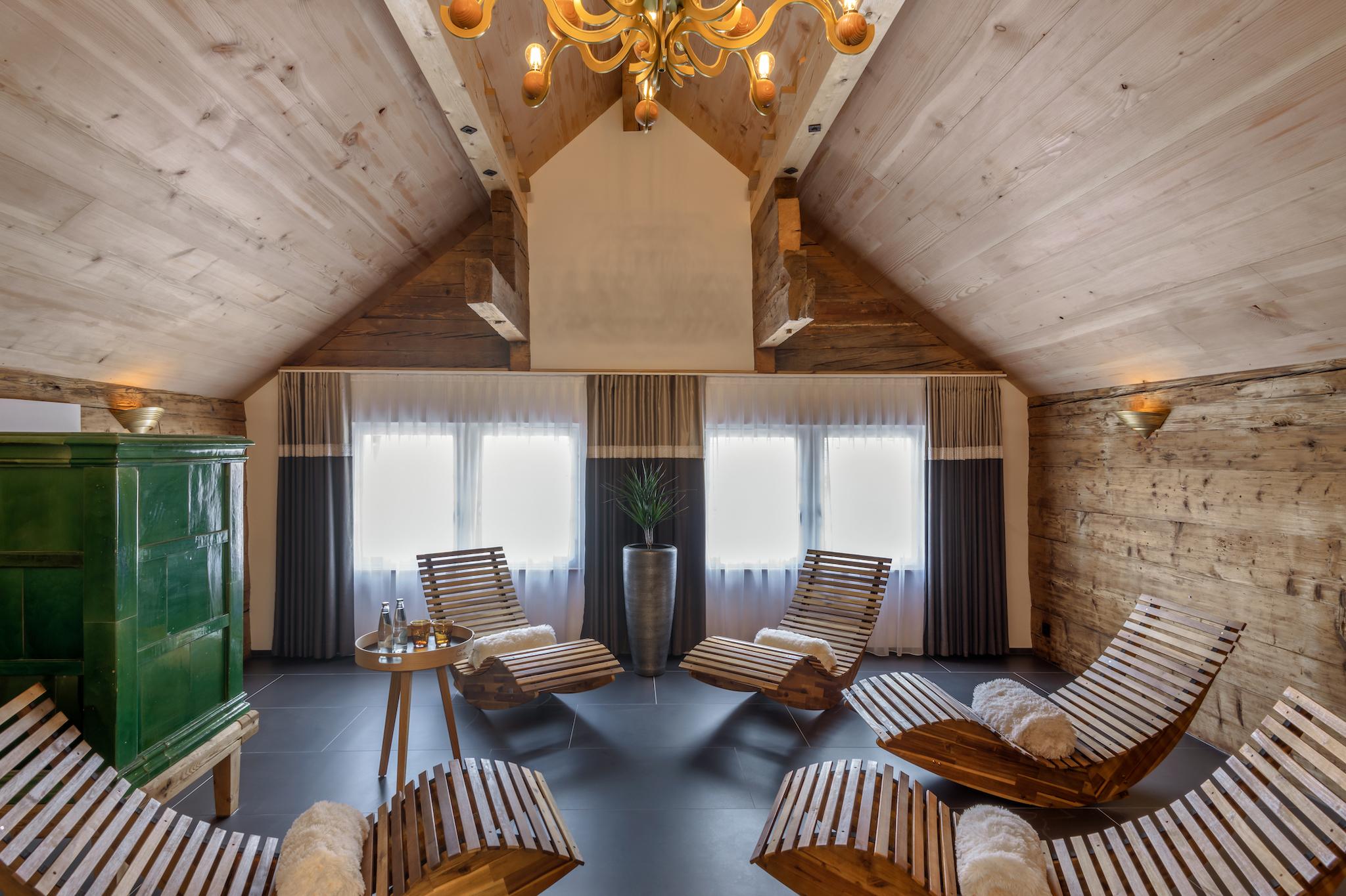 Hotel Bären Gonten spa