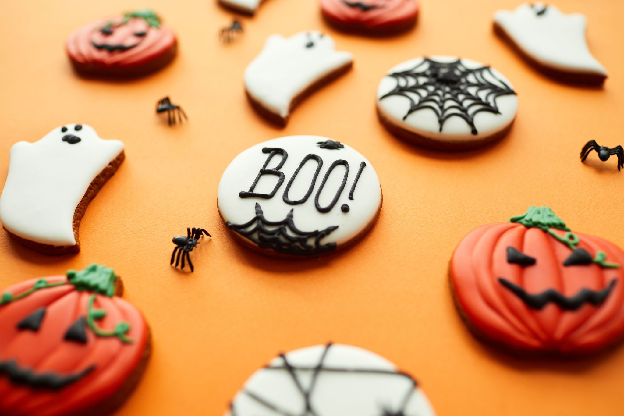 Galetes de Halloween