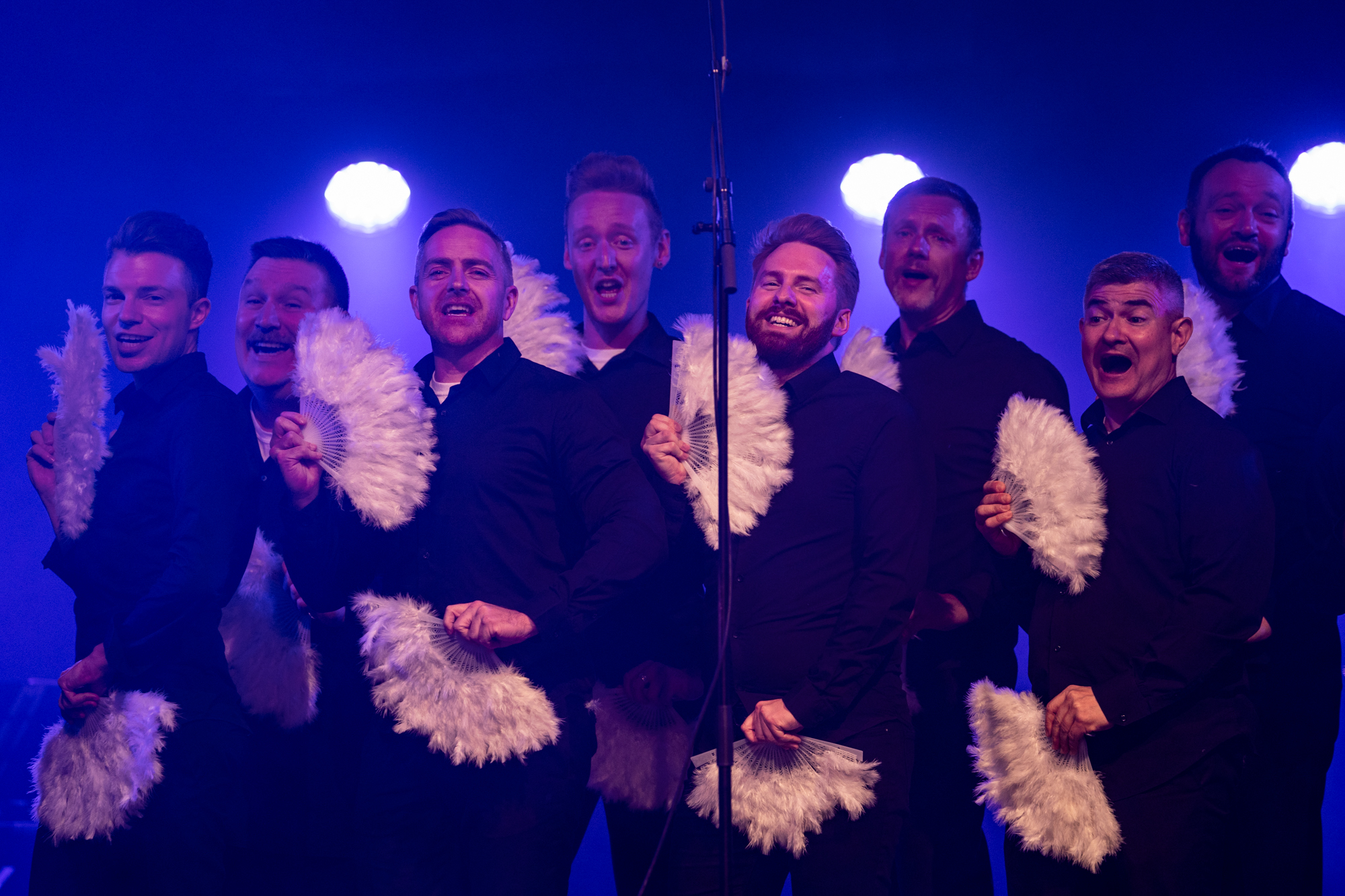 London Gay Men's Chorus will take to the stage for 'Homo Alone' this Christmas