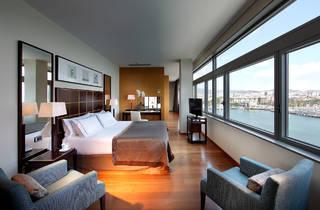 Eurostars Grand Marina, promoción ven a cenar, 2020, habitación