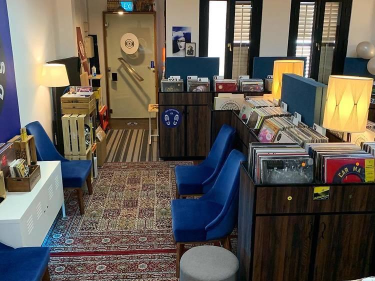Mosta Records LP