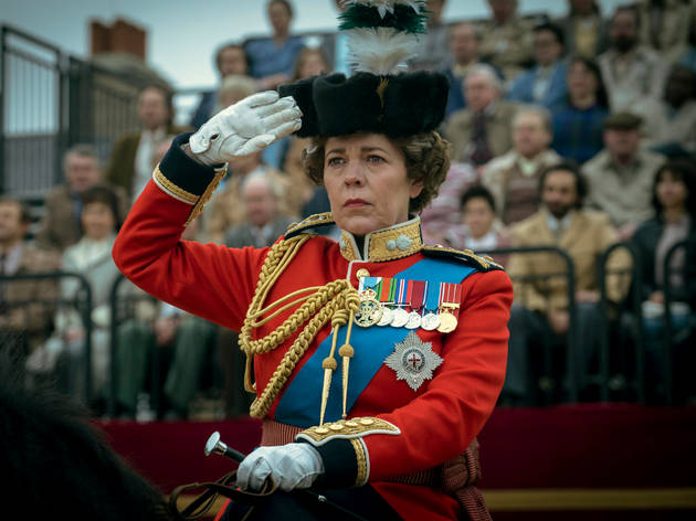 The Crown presenta su cuarta temporada