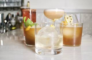 Concord Hill drinks
