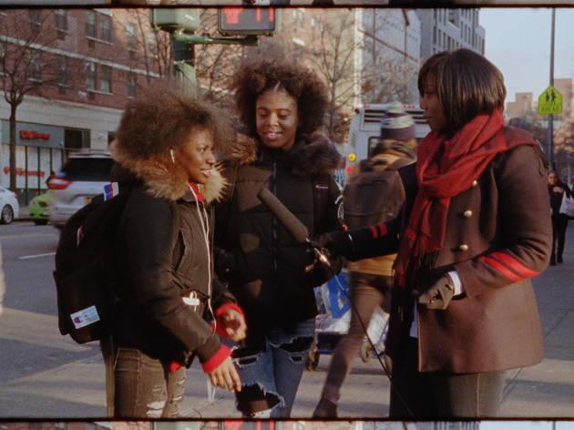 Reel Sisters of the Diaspora Film Festival