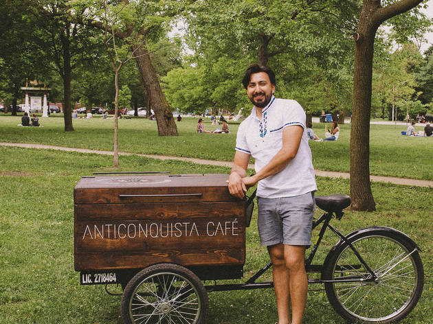 This farm-to-cup company wants to end exploitation in Chicago's coffee scene