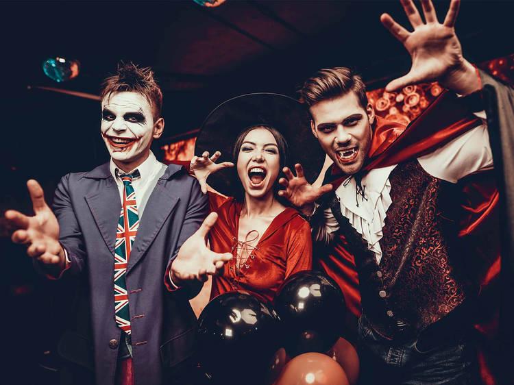 Coney Island virtual Halloween costume contest