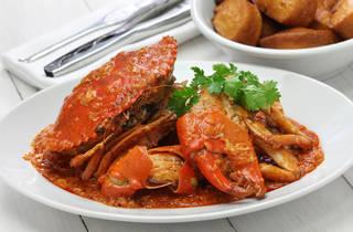 Singaporean Chilli crab - generic