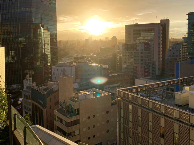 7 best places to watch the sunset in Tokyo