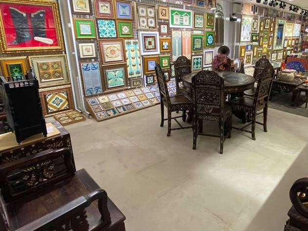 Peranakan Tiles Gallery