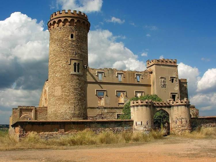 Torre Salvana: El castell de l'Infern!