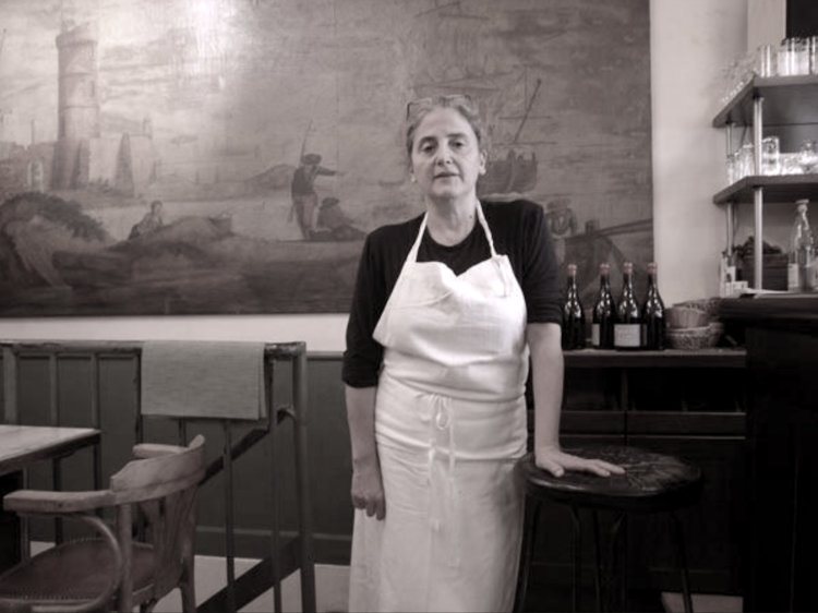 Raquel Carena, cheffe, maman de cœur de tous les chefs (Le Baratin)