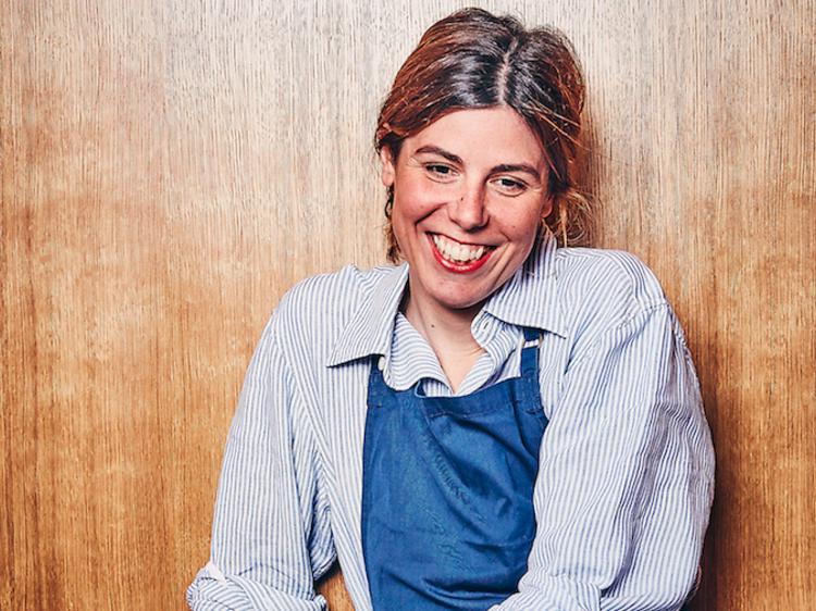 Mikaela Liaroutsos, cheffe et fondatrice du tout premier bistronomique grec à Paris (Etsi)