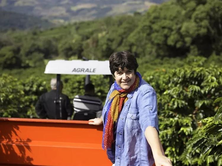 Anne Caron, meilleure torréfactrice de France (Maison Caron)