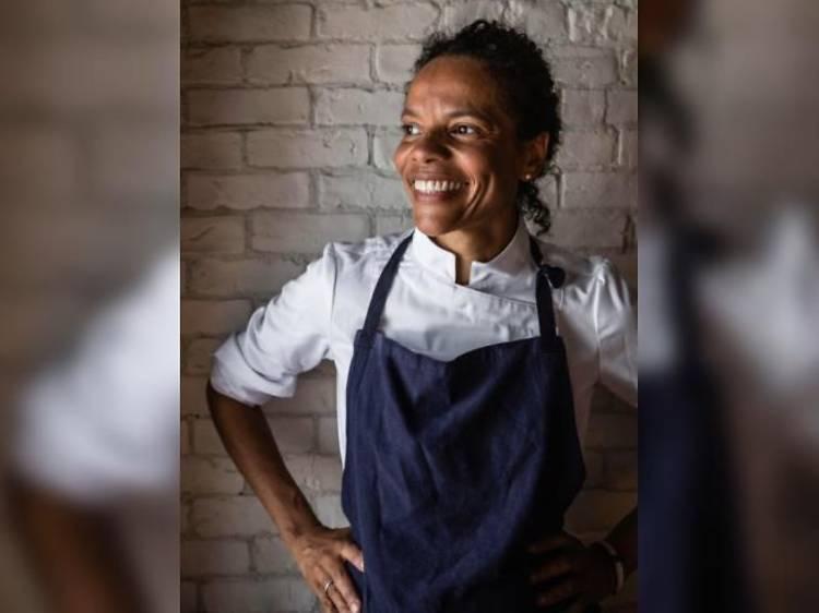 Alessandra Montagne, cheffe engagée dans le bien-manger pour tous (Tempero)