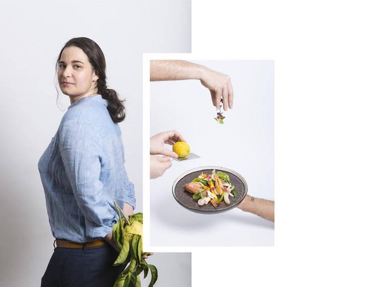 Julia Sedefdjian, plus jeune cheffe étoilée de France (Bô et Baieta)