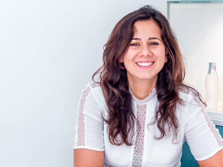 Myriam Sabet, toque pâtissière voyageuse (Maison Aleph)