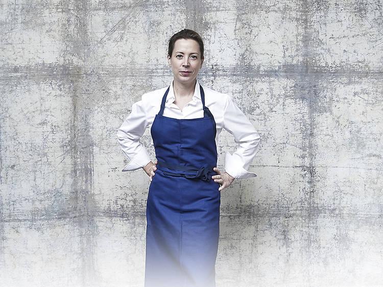 Claire Damon, pâtissière haute couture (Des Gâteaux et du Pain)