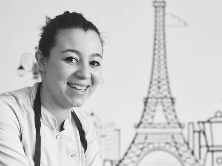 Marion Goettlé, pâtissière et cuisinière (Café Mirabelle)