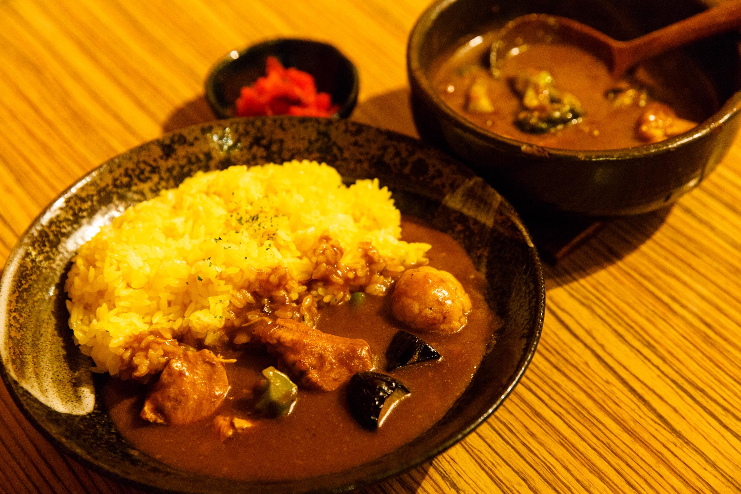 Curry庵 味蕾