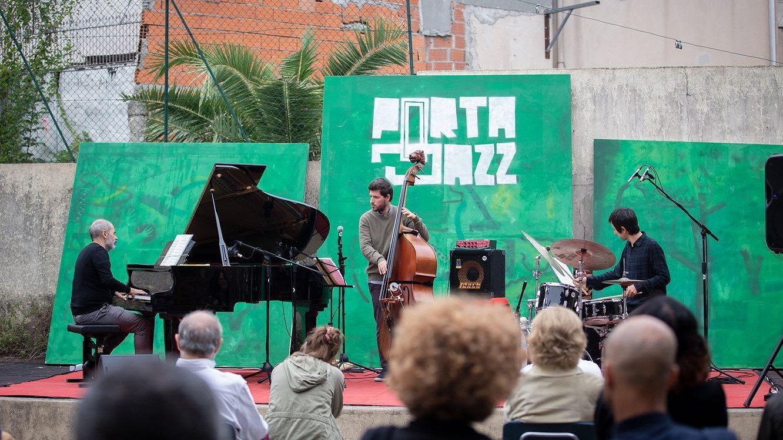 Quintal Porta-Jazz