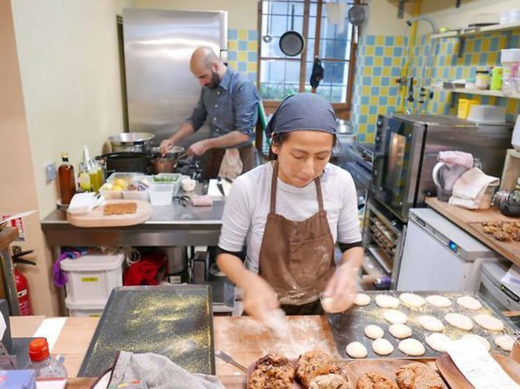 Moko Hirayama, reine des cookies (Mokonuts, Mokoloco)